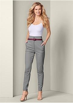 high waist pant