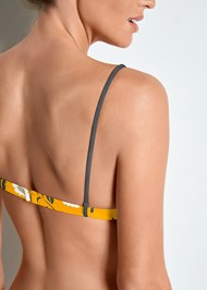 Alternate View Versatility By Venus ™ Fixed Triangle Bikini Top