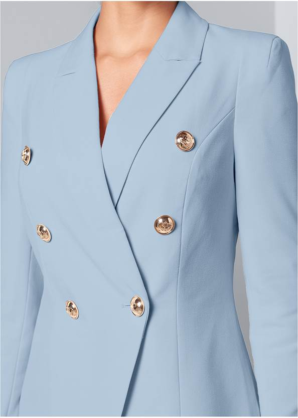 Alternate View Double Breasted Blazer