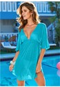 Alternate View Deep V Cover-Up Tunic
