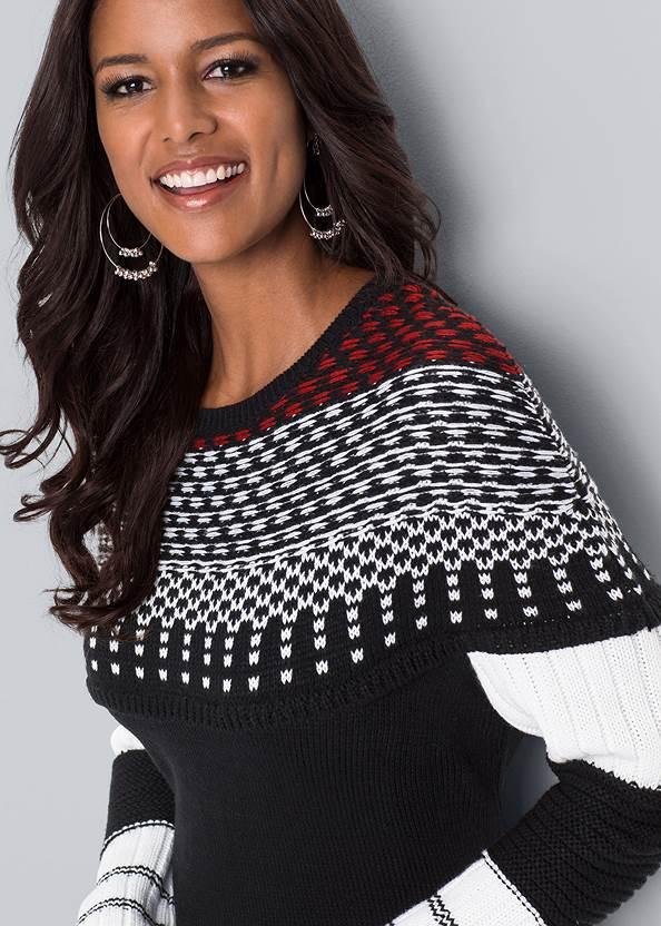 Alternate View Cozy Sweater Dress