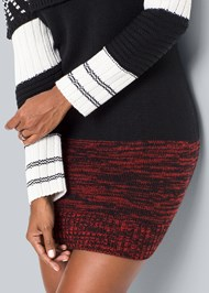 Alternate View Cozy Sweater Dress