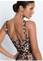 Alternate View Leopard Bodycon Dress