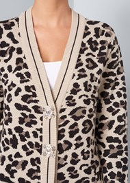 Alternate View Leopard Cardigan