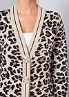 Alternate View Leopard Cardigan