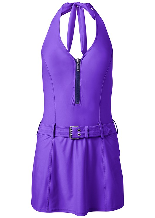 SLIMMING SWIM DRESS