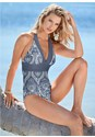 Front view Bohemian One-Piece