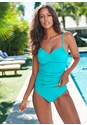 Front View Adjustable Slimming Tankini