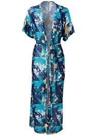 Alternate View Sheer Maxi Robe