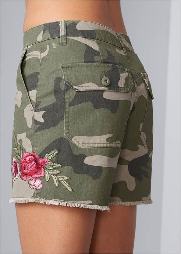 Alternate View Camo Shorts