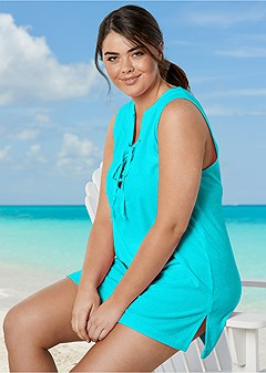 Plus Size Cover-ups