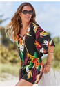 Front View Paradise Romper Cover-Up
