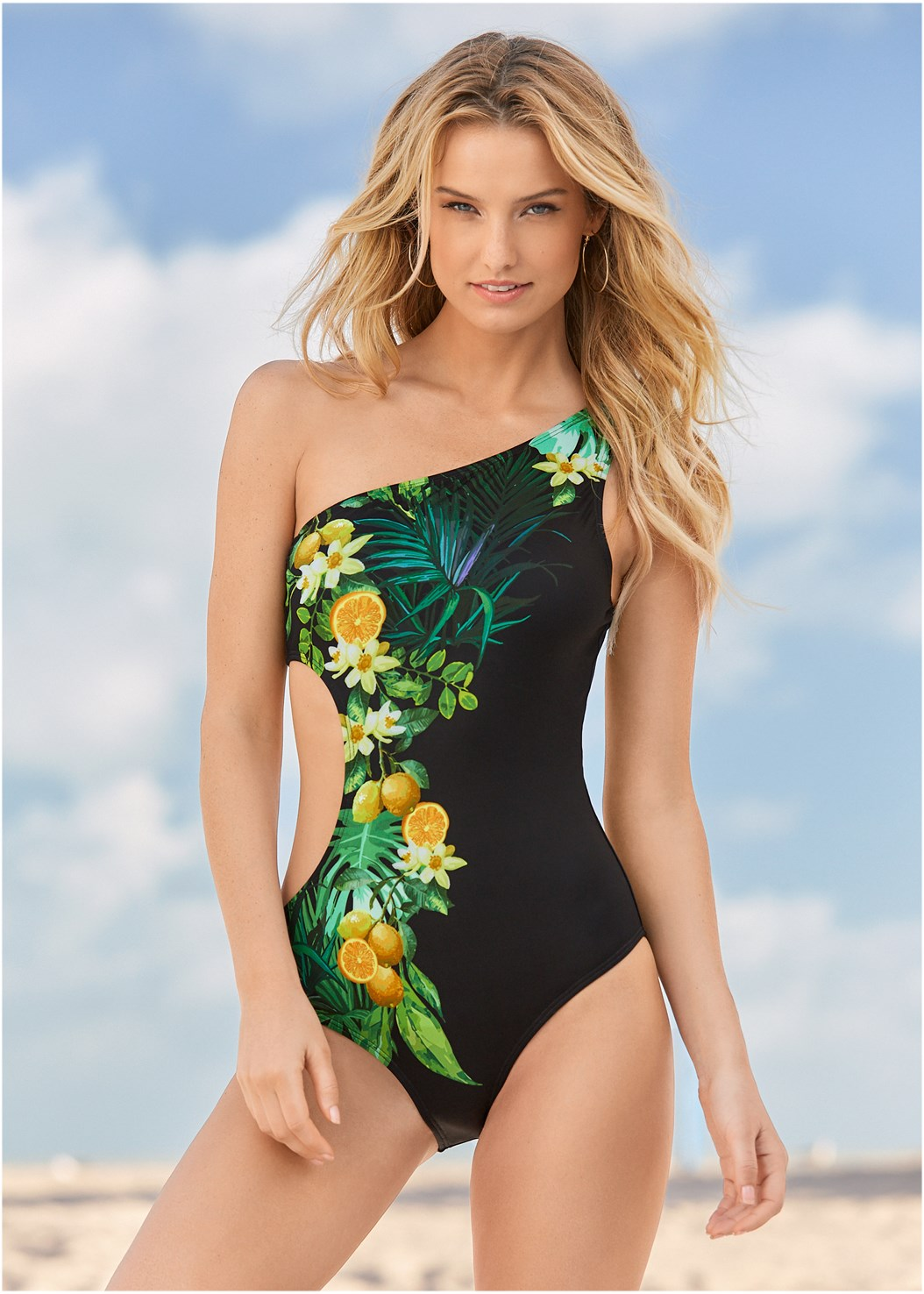 Cut Out One-Piece