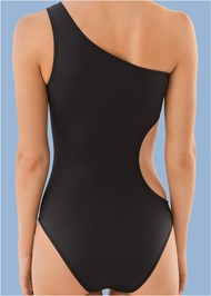 Alternate View Cut Out One-Piece
