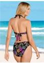 Full back view Scoop Front Bikini Bottom