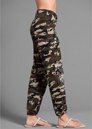 Alternate View Camo Embellished Cargo Pant