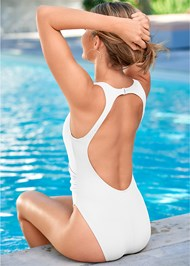 Back View Luxe One Piece