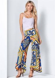 Alternate View Print Pants
