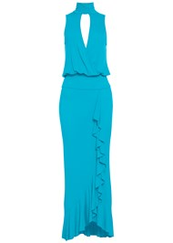 Alternate view Ruffle Detail Maxi Dress