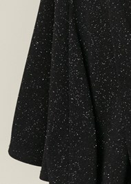 Alternate View Glitter Gown