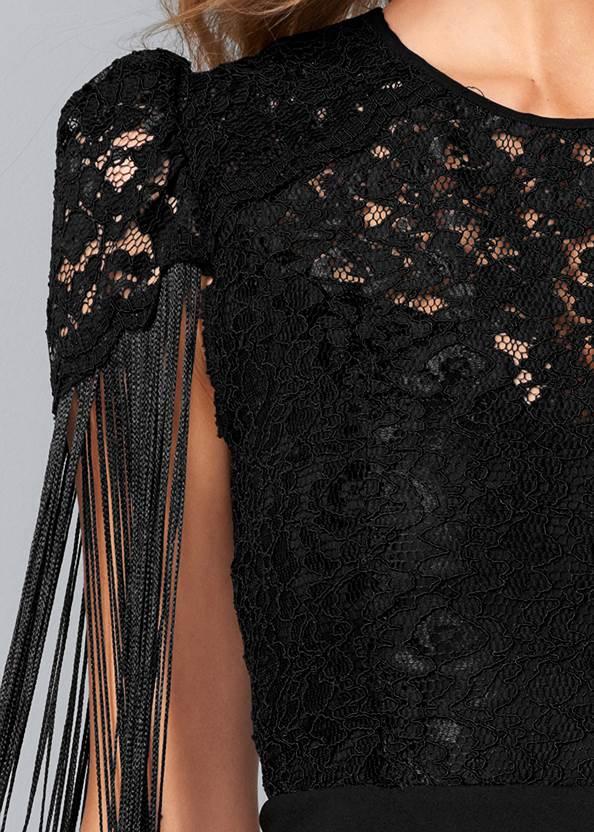 Alternate View Lace Detail Dress