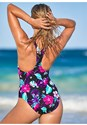 Cropped back view Racerback One Piece