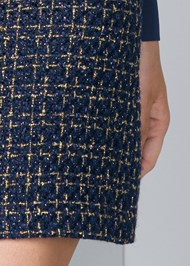 Alternate View Belt Detail Dress