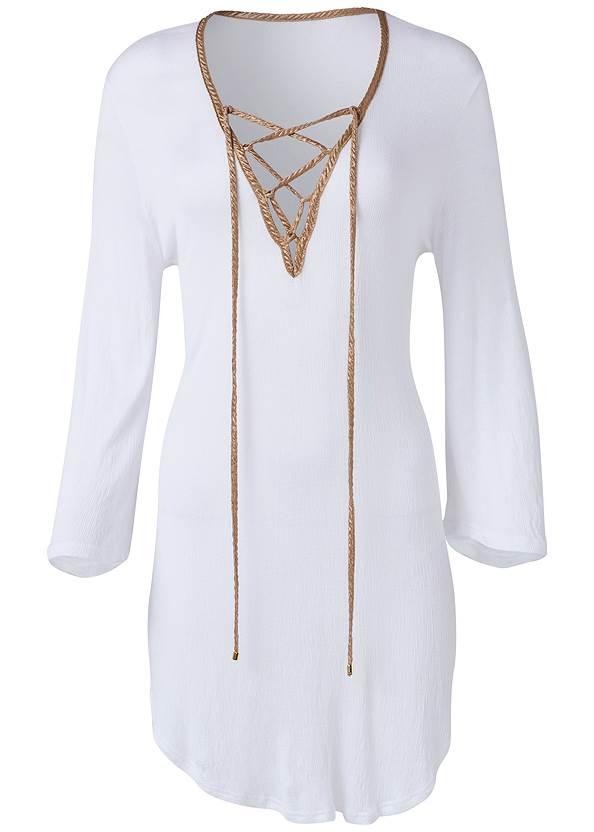 Alternate View Roman Cover-Up Beach Dress