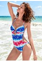 Front View Sweetheart Monokini