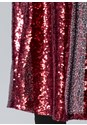 Alternate View Ombre Sequin Maxi Top