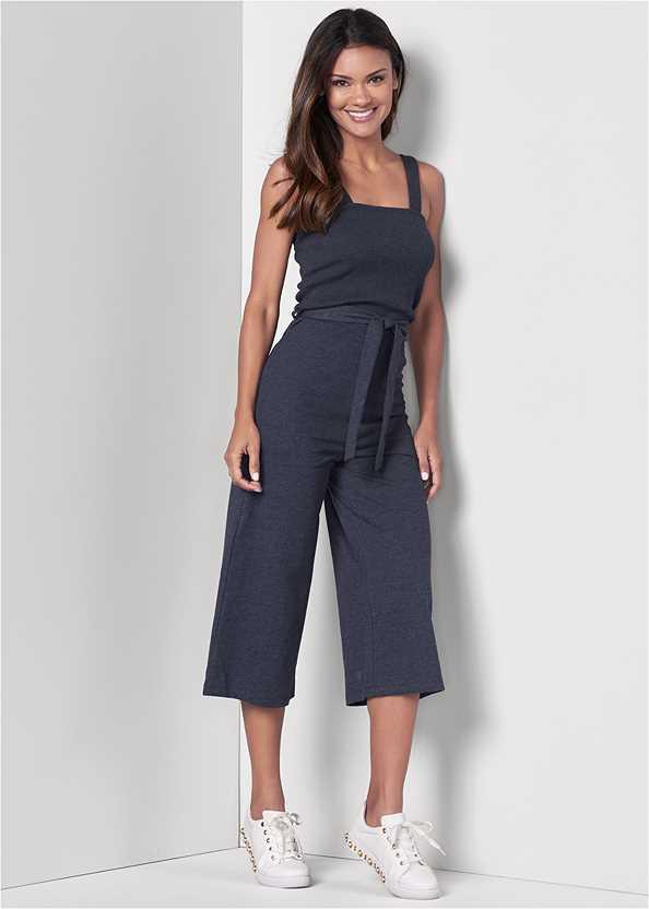 Culotte Lounge Jumpsuit,Camo Tote Bag