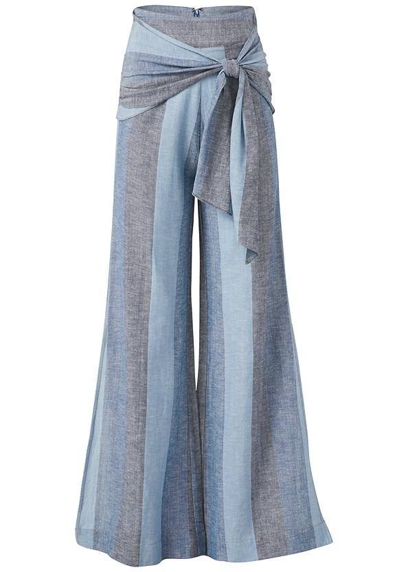 Tie Front Linen Pants,Embellished Wedge,Beaded Tassel Earrings,Embellished Resin Earrings