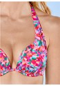 Detail front view Marilyn Push Up Bra Top