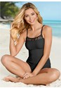 Full front view Square Neck Tankini