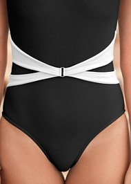 Alternate View Belted Ring One Piece