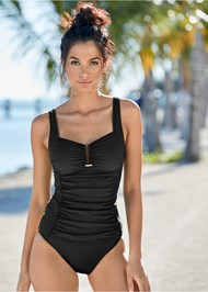 Slenderizing Tankini Top