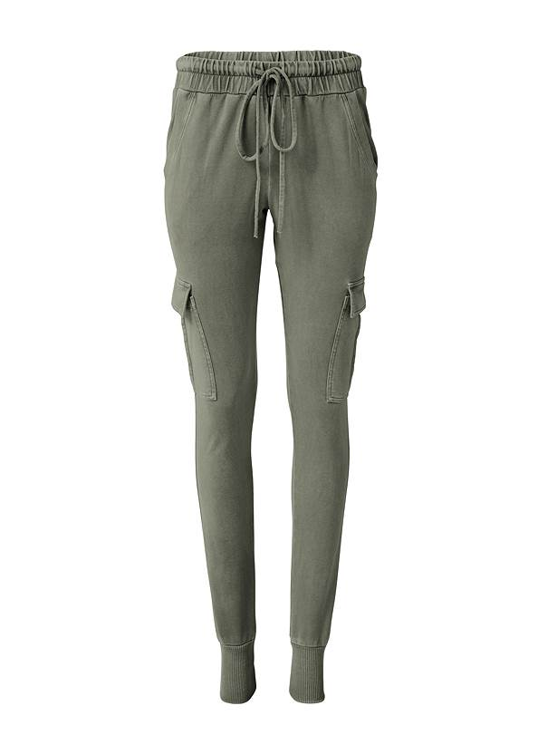 Cargo Lounge Joggers,Basic Cami Two Pack,Rhinestone Net Sneakers,Twist Hoop Earrings,Studded Faux Leather Tote