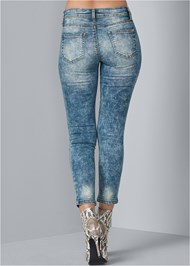 Alternate View Acid Wash Jeans