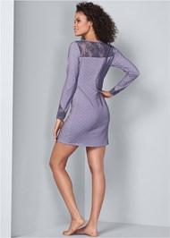 Alternate View Lace Detail Sleep Dress