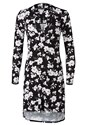 Alternate View Floral Print Sleep Dress