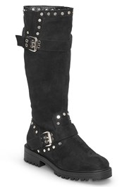 Alternate View Stud Detail Boots
