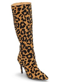Shoe series 40° view Leopard Boots