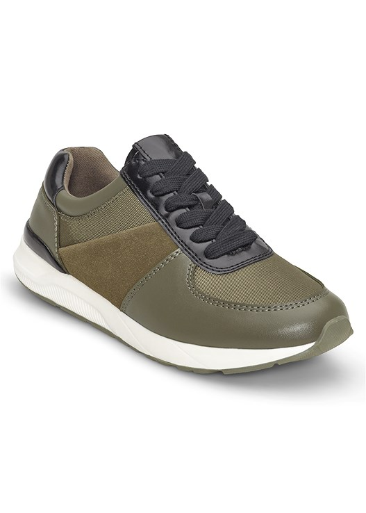 TWO TONE SNEAKERS