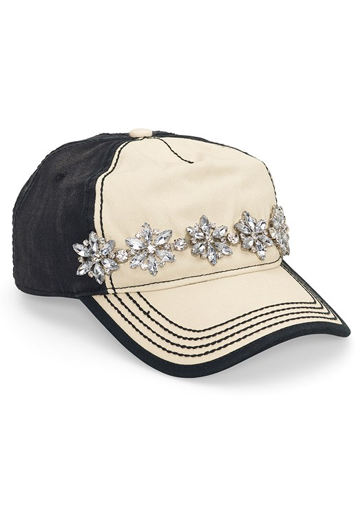 EMBELLISHED BASEBALL CAP,BASIC LEGGINGS