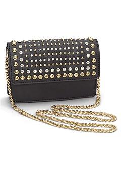 stud detail handbag