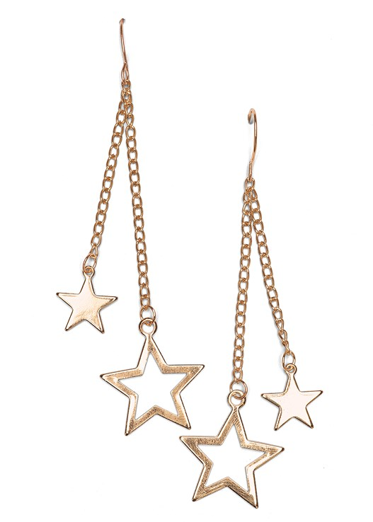 STAR DETAIL EARRINGS