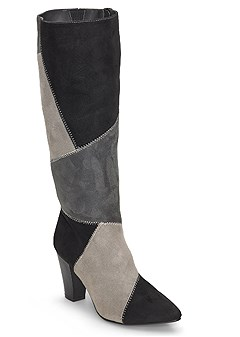 patchwork boot