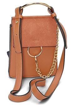 ring detail bag