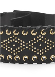 Alternate View Embellished Waist Belt