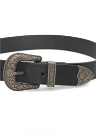 Alternate View Double Buckle Belt